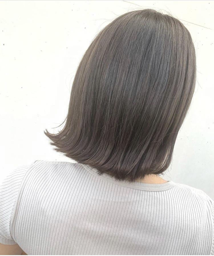岐阜柳津 パッツンボブ カットがうまいおすすめ美容院